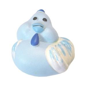 pomo tirador pollito ceramica azul celeste 208ce
