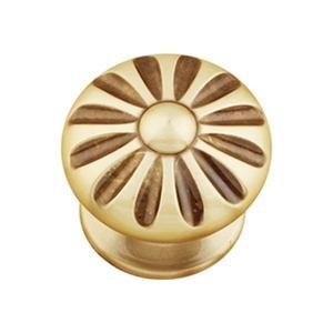 pomos tiradores redondo bronce metalico mueble 512 12706