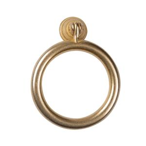 tirador anilla oro inca cajon mueble clasico poignee anneau or inca pour tiroir meuble classique