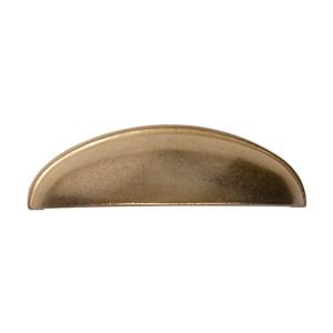 tirador concha oro inca cajon mueble clasico poignee coquille or inca pour tiroir meuble classique