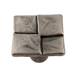 tiradores pomos metal plata vieja puerta mueble clasico 82 2497p