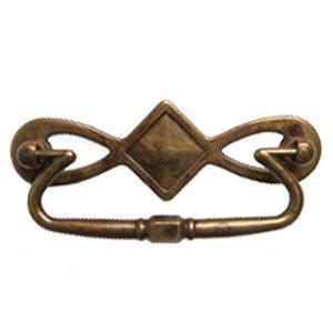 poignee bronze vieilli meuble classique rustique 255 2866c