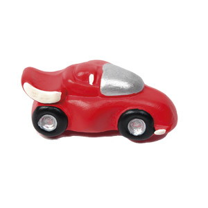 red car matt ceramic kids children furniture handle 356rj
