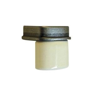 pomos tiradores porcelana crema herrajes plata vieja mueble clasico 398p1