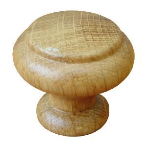 pomos tiradores madera roble lacado incoloro puerta de mueble 458 403af