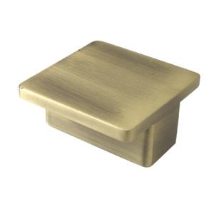 brush bronze square handle kitchen furniture handle 809415