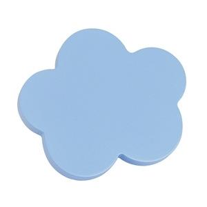 pomos tiradores nube madera lacada azul celeste mueble bebes 442az