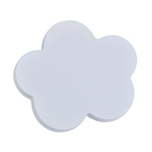 pomos tiradores nube madera lacada blanco mueble bebes 442bl