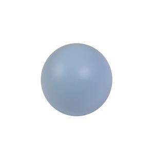pomos tiradores bola madera lacada azul celeste mueble bebes 445az2