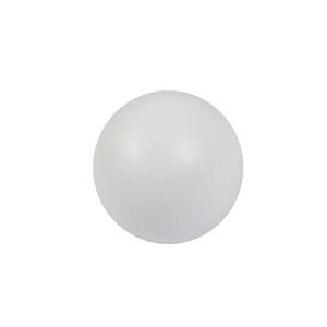 pomos tiradores bola madera lacada blanco mueble bebes 445bl2