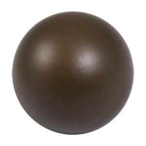 pomos tiradores bola madera lacada marron chocolate mueble infantiles 315 445ch1