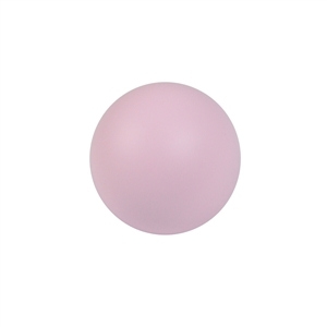 pomos tiradores bola madera lacada rosa mueble bebes 445rs2