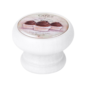 bouton meuble vintage bois blanc cafe 1 450bl61
