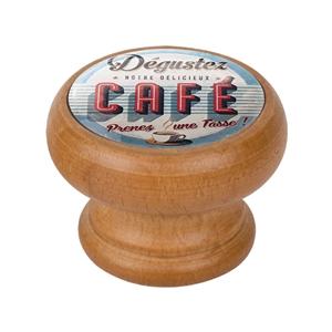 bouton meuble vintage bois couleur miel cafe 450hm85