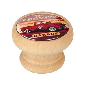 bouton meuble vintage bois couleur naturelle garage pickup 450hn11