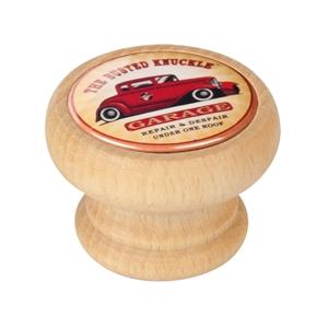 bouton meuble vintage bois couleur naturelle garage car 450hn14