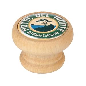 bouton meuble vintage bois couleur naturelle hotel del monte 450hn66
