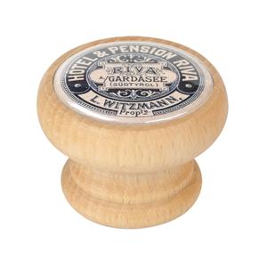 bouton meuble vintage bois couleur naturelle hotel riva 450hn72