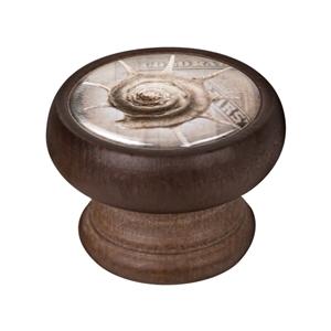 pomo mueble vintage madera tinte nogal caracol mar 450ng60
