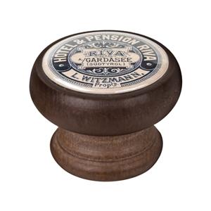 bouton meuble vintage bois couleur noyer grand hotel taipei 450ng71