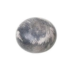 pomo madera de mango decapada gris tiradores vintage mueble desgastado tiza 451gr