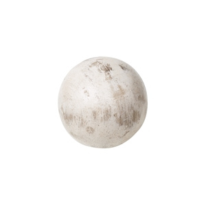 pomo madera de mango decapada blanca tiradores vintage mueble desgastado tiza 454bl