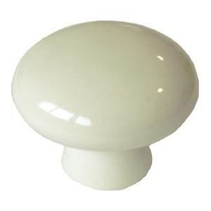 pomos tiradores redondo porcelana crema hueso mueble 458h1