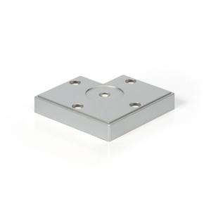 pataaltura abs aluminio mate accesorios patas mueble n264