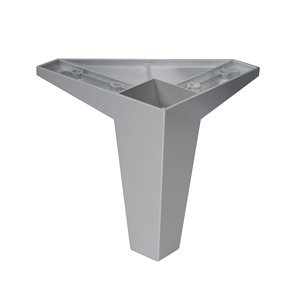 furniture leg abs design aluminium ap1600