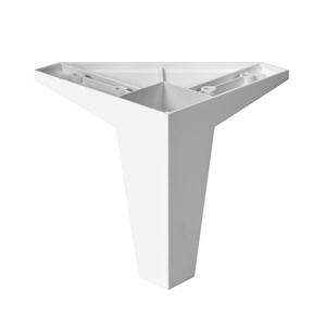 pata mueble abs diseno blanca ap1601
