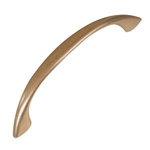 tirador asa de mueble oro inca para cocina o baño poignee de meuble or inca 96mm 126mm