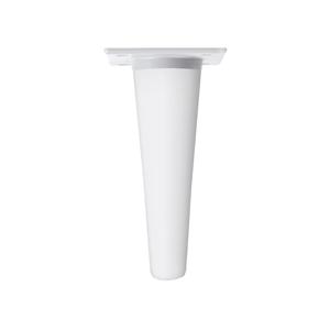 pata conica recta madera haya blanca plato blanco mueble nordico ap1627