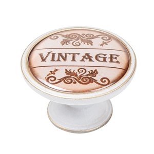 pomo mueble vintage bronce con patina blanca vintage 550bb27