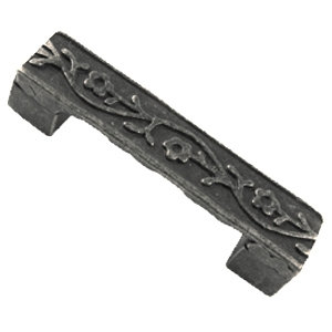 antique iron furniture handle handcraft forged iron 5746h