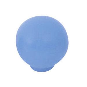 tirador pomo de mueble azul mate diseno juvenil 626azx