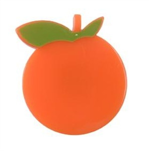 orange handle knob methacrylate with enamel 663na