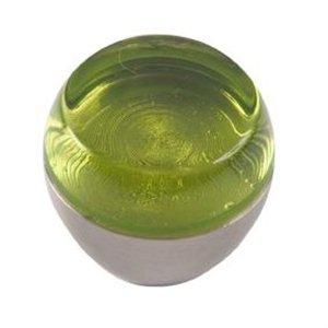 poignee bouton conique methacrylate chrome vert meuble acrylique 143 674ve1