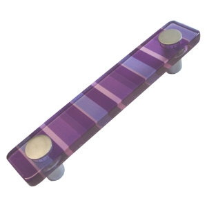 purple lines handle methacrylate furniture handle 694mo