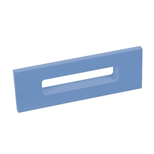 handle abs blue paint baby children furniture handle tienda precio venta online 731az