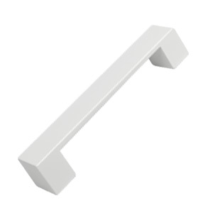 furniture handle abs colour white mat 7748bl