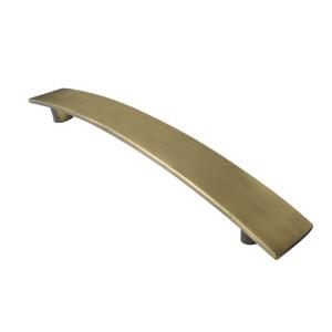 brush nickel handle kitchen furniture handle 166 801015