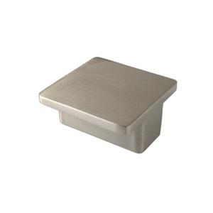 brush nckel square handle kitchen furniture handle 809216