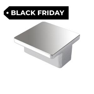 knob matt chrome furniture bath cabinet door n571