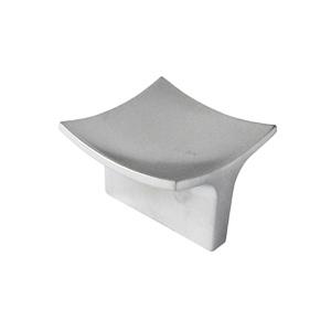 tirador pomo cromo herrajes mueble baño n572