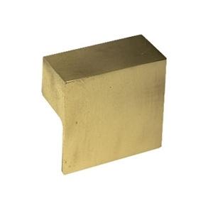 tirador pomo de mueble acabado cuero mate puerta armario cocina bano 8374lm