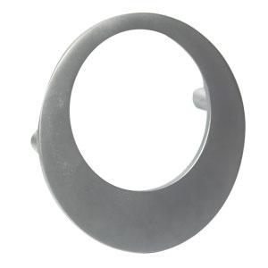 tirador pomo de mueble acabado cromo mate puerta armario cocina bano 8404cm