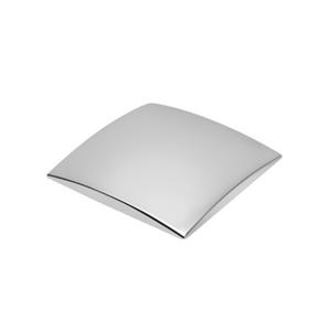 tirador pomo de cromo brillo herrajes mueble baño n592