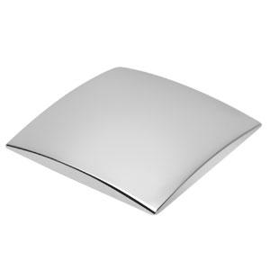 tirador pomo de cromo brillo herrajes mueble baño n593