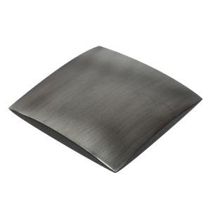 tirador pomo de oxido ceniza herrajes mueble baño n603