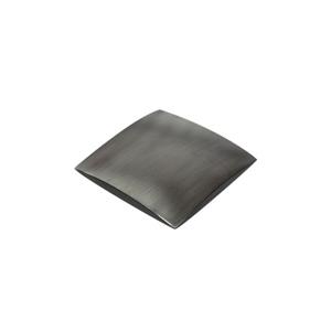 tirador pomo de oxido ceniza herrajes mueble baño n604